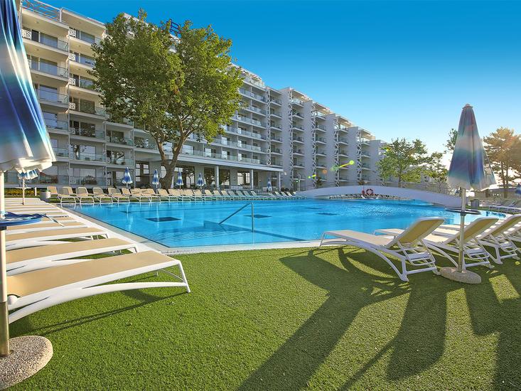Hotel Paradise Blue 1
