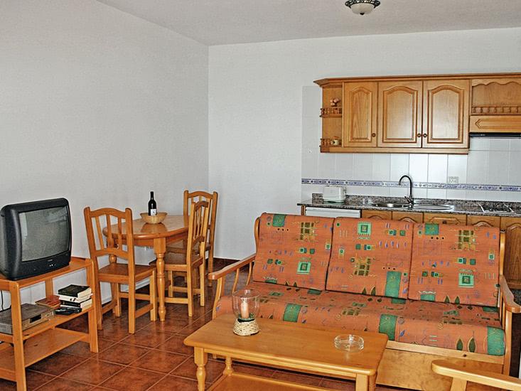 Hotel Complejo Geranios 2