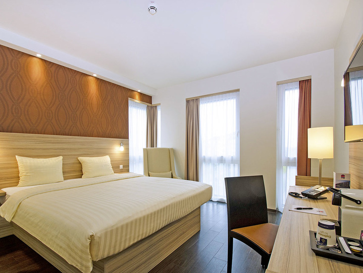 Foto Star Inn Suites Premium by Quality *** Hannover