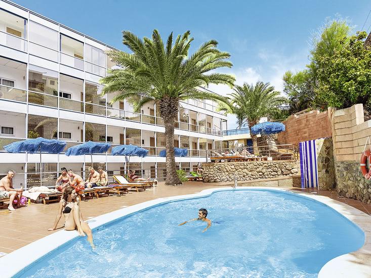 Apartotel Hl Sahara Playa 4