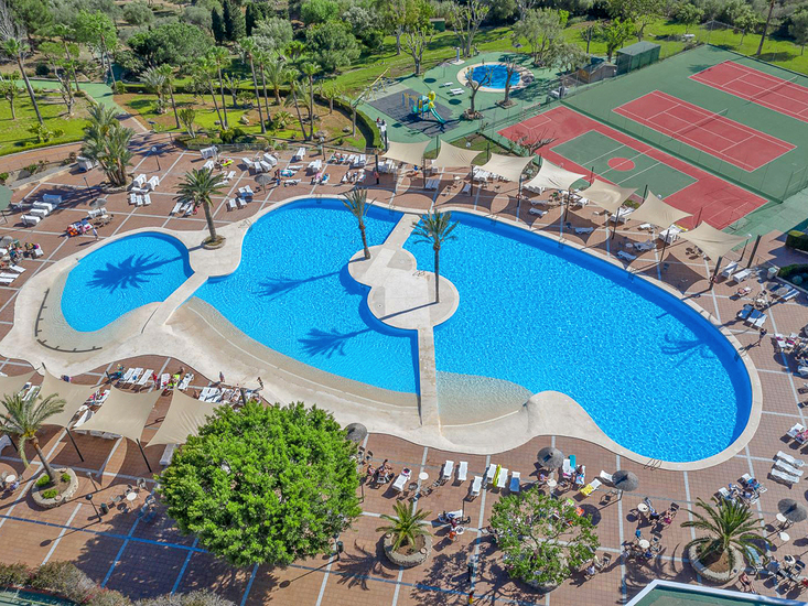vakantie Club Cala Romani_9