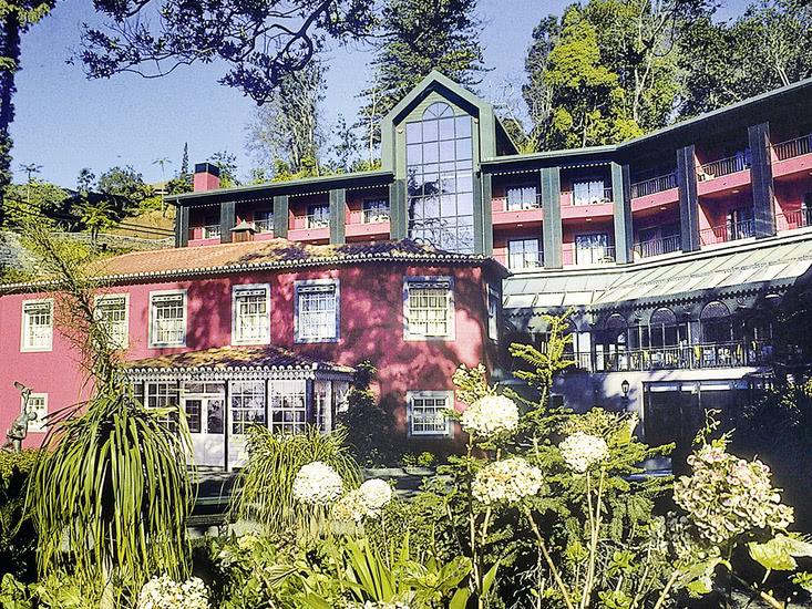 Hotel Quinta Do Monte Panoramic Gardens 2