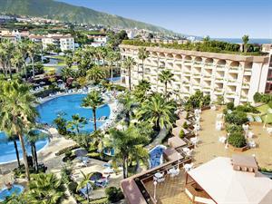 Puerto Palace (Tenerife), 8 dagen