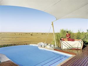 Al Maha Desert Resort (Dubai), 8 dagen