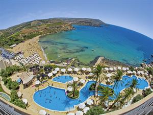 Radisson Blu Resort Golden Sands (Malta), 8 dagen
