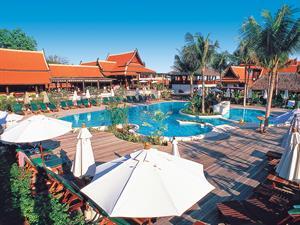 Khao Lak Bhandari Resort en Spa (Zuid Thailand), 8 dagen