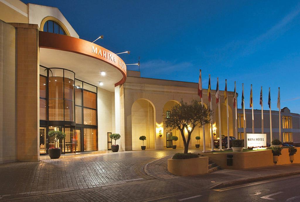 Hotel Marina Corinthia Beach Resort 3