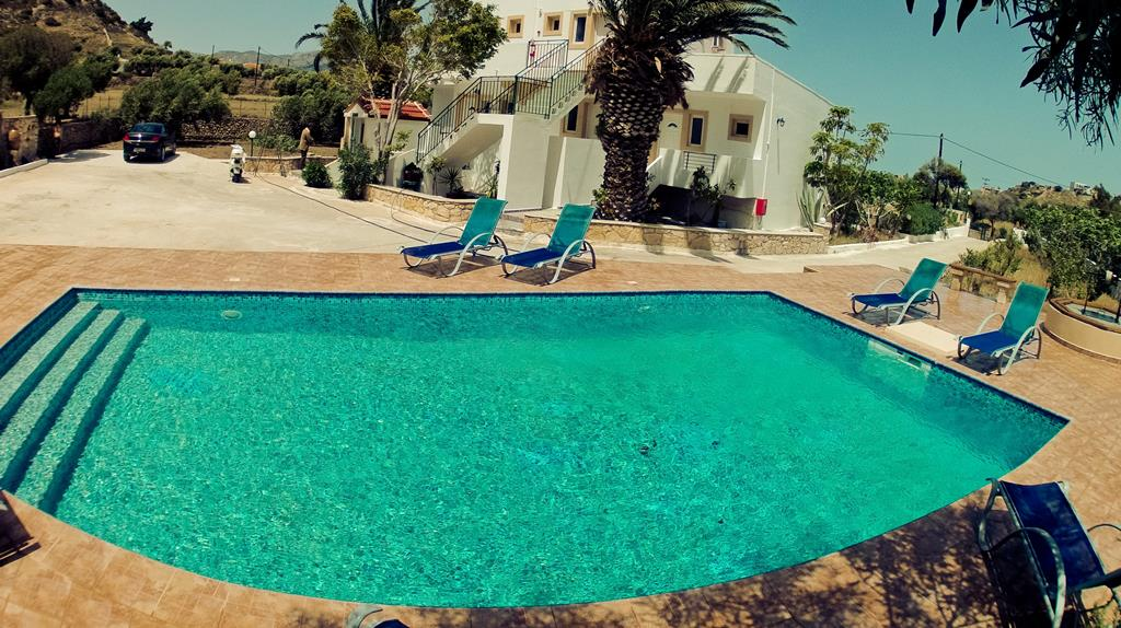 vakantie Garden Villa_6