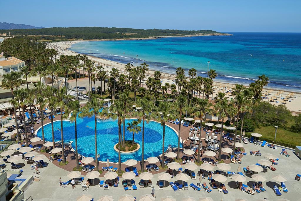 Hotel Hipotels Mediterraneo 1