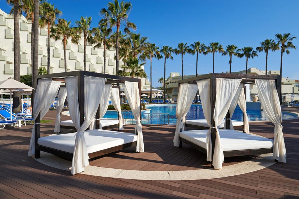 Hotel Hipotels Mediterraneo 4