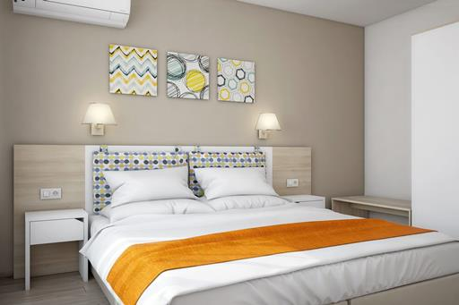 Hotel Garden Nevis 1