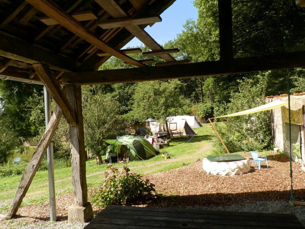 Camping Chateau De Satenot 2