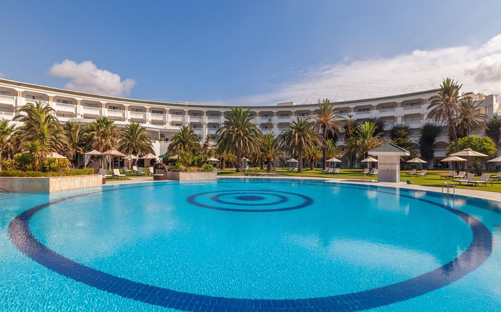 Hotel Sensimar Palace Oceana Hammamet 3