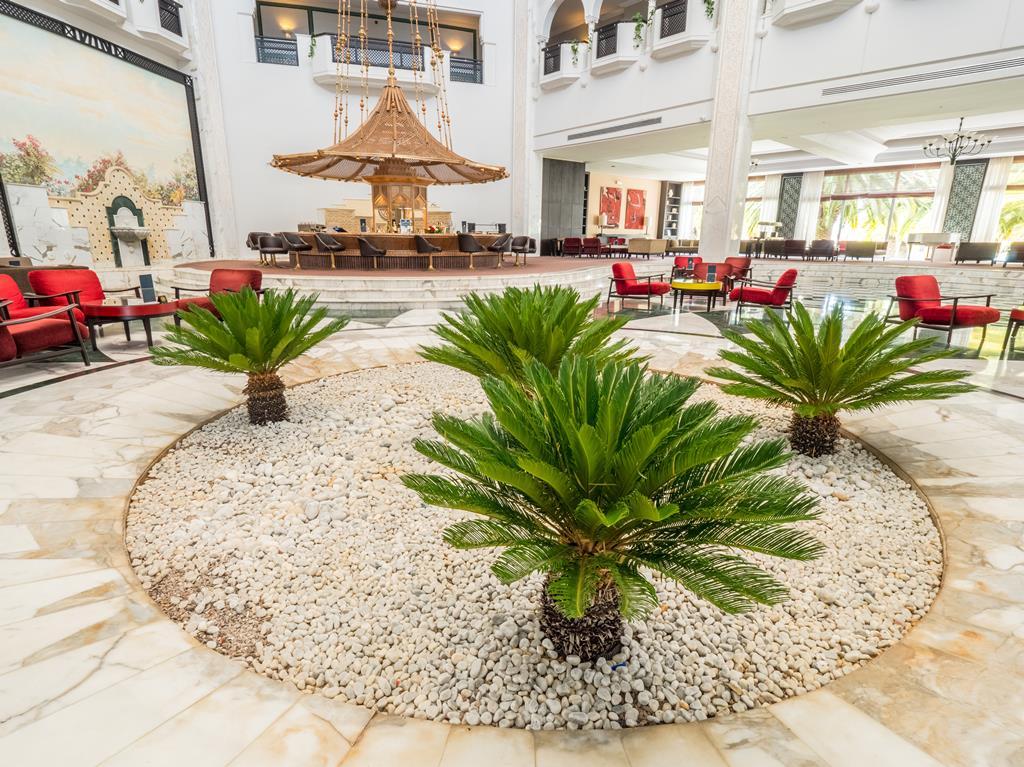 Hotel Sensimar Palace Oceana Hammamet 4