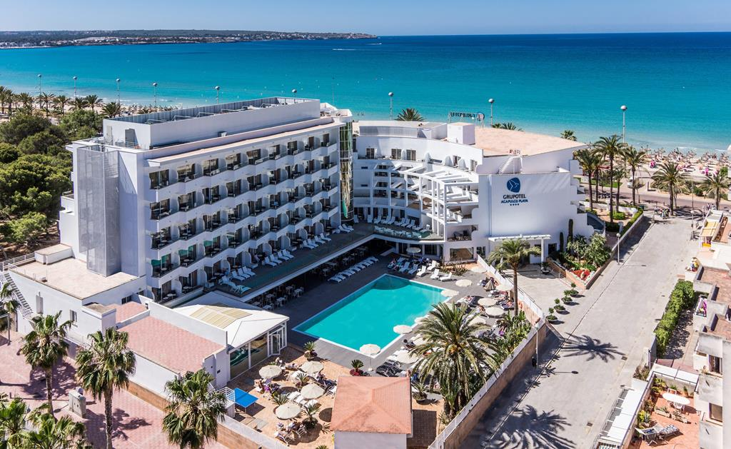 Hotel Grupotel Acapulco Playa 1