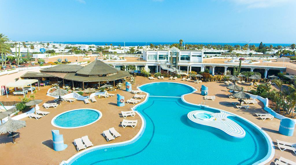 Hotel Hl Club Playa Blanca 2