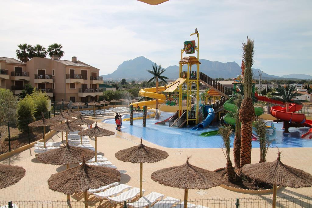 vakantie Albir Garden Resort_1