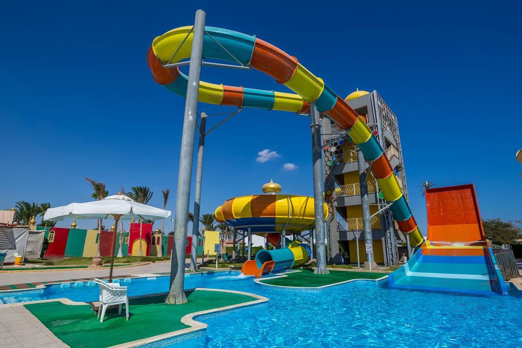 Hotel ali baba palace egypte hurghada vakantie vanaf weeze airport