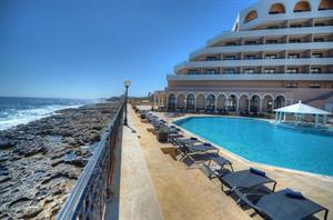 Radisson Blu Resort Malta St Julians (Malta), 8 dagen