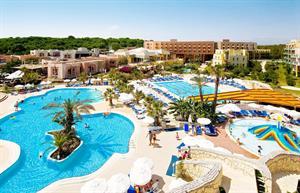 Blue Waters Club en Resort, 8 dagen
