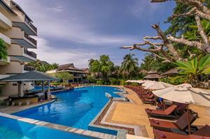 Krabi La Playa Resort (Zuid Thailand), 8 dagen
