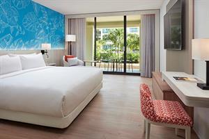 foto Curacao Marriott Beach Resort en Emerald Casino