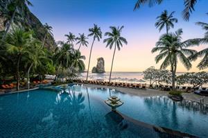 Centara Grand Beach Resort en Villas Krabi (Zuid Thailand), 8 dagen