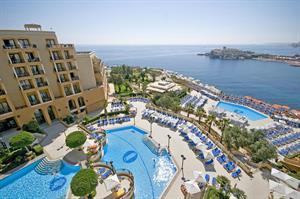 Corinthia St Georges Bay (Malta), 8 dagen