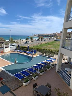 Astro Suites (Sicilie), 8 dagen