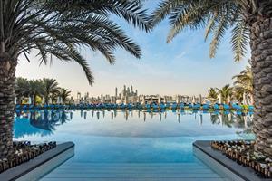 Rixos the Palm (Dubai), 8 dagen