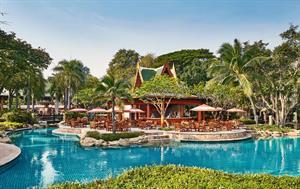 Hyatt Regency (Midden Thailand), 8 dagen
