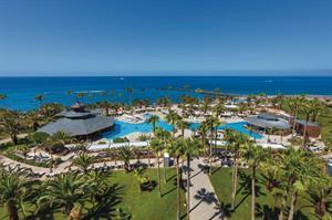 RIU Palace Tenerife, 8 dagen