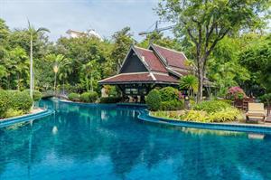Green Park Resort (Zuid Thailand), 8 dagen