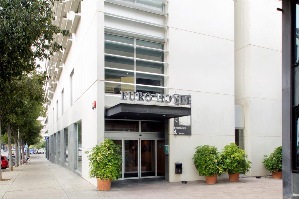 vakantie Eurohotel Diagonal port_1