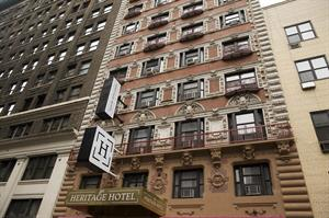 The Heritage (New York), 8 dagen