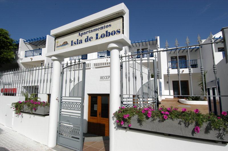 vakantie Isla de Lobos_1