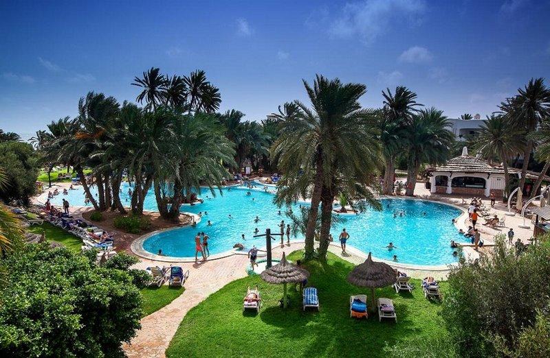 Foto Odyssee Resort **** Zarzis