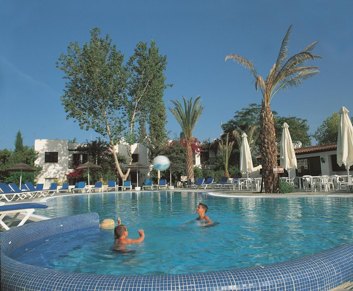 vakantie Paphos Gardens Holiday Resort_1