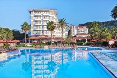 Vakantie Turkse Riviera
