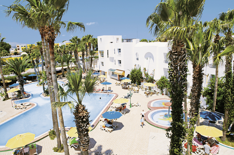 Hotel Nesrine 1