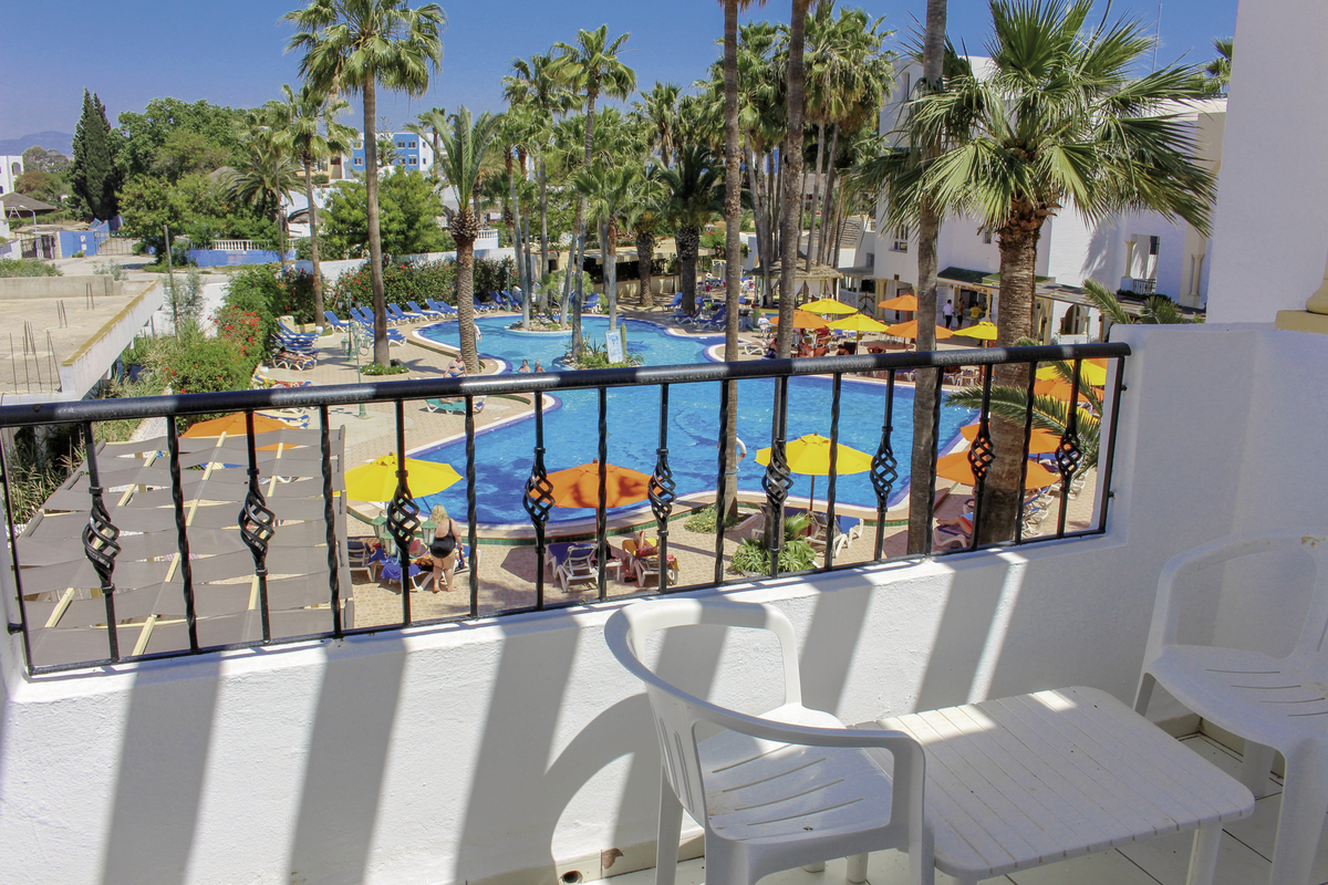 Hotel Nesrine 4