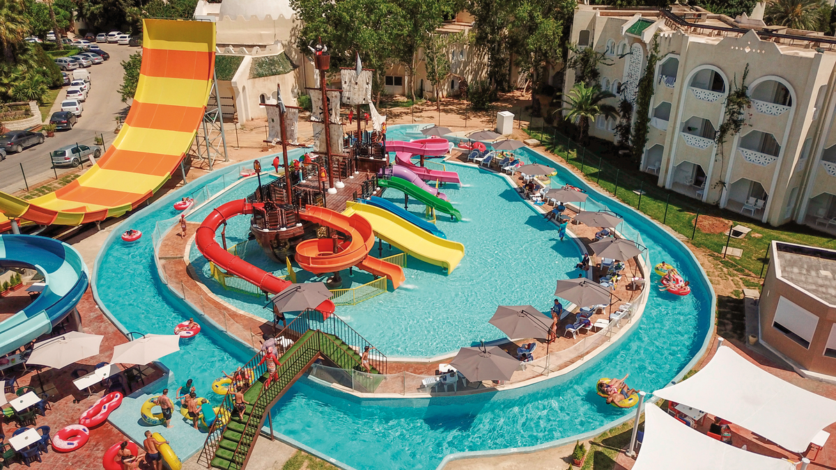 Hotel lti Mahdia Beach 3