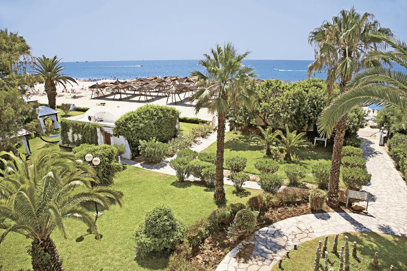 Hotel Les Orangers Beach Resort 1