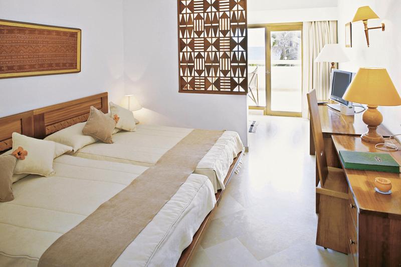Hotel Les Orangers Beach Resort 3