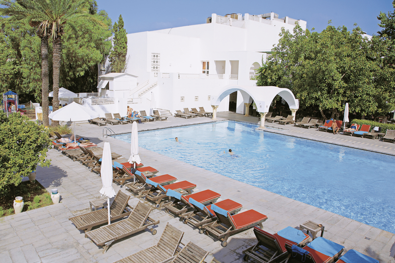 Hotel Les Orangers Beach Resort 4