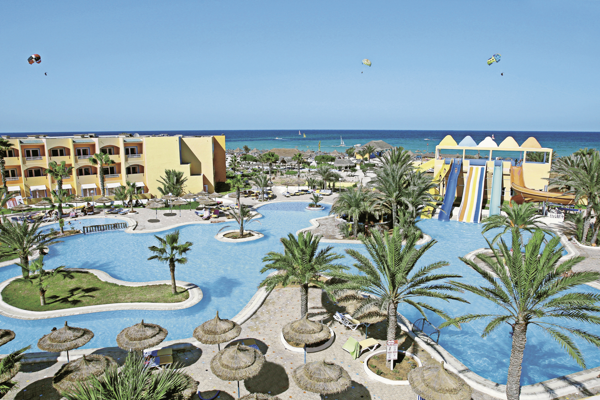 Hotel Caribbean World Thalasso Djerba 2