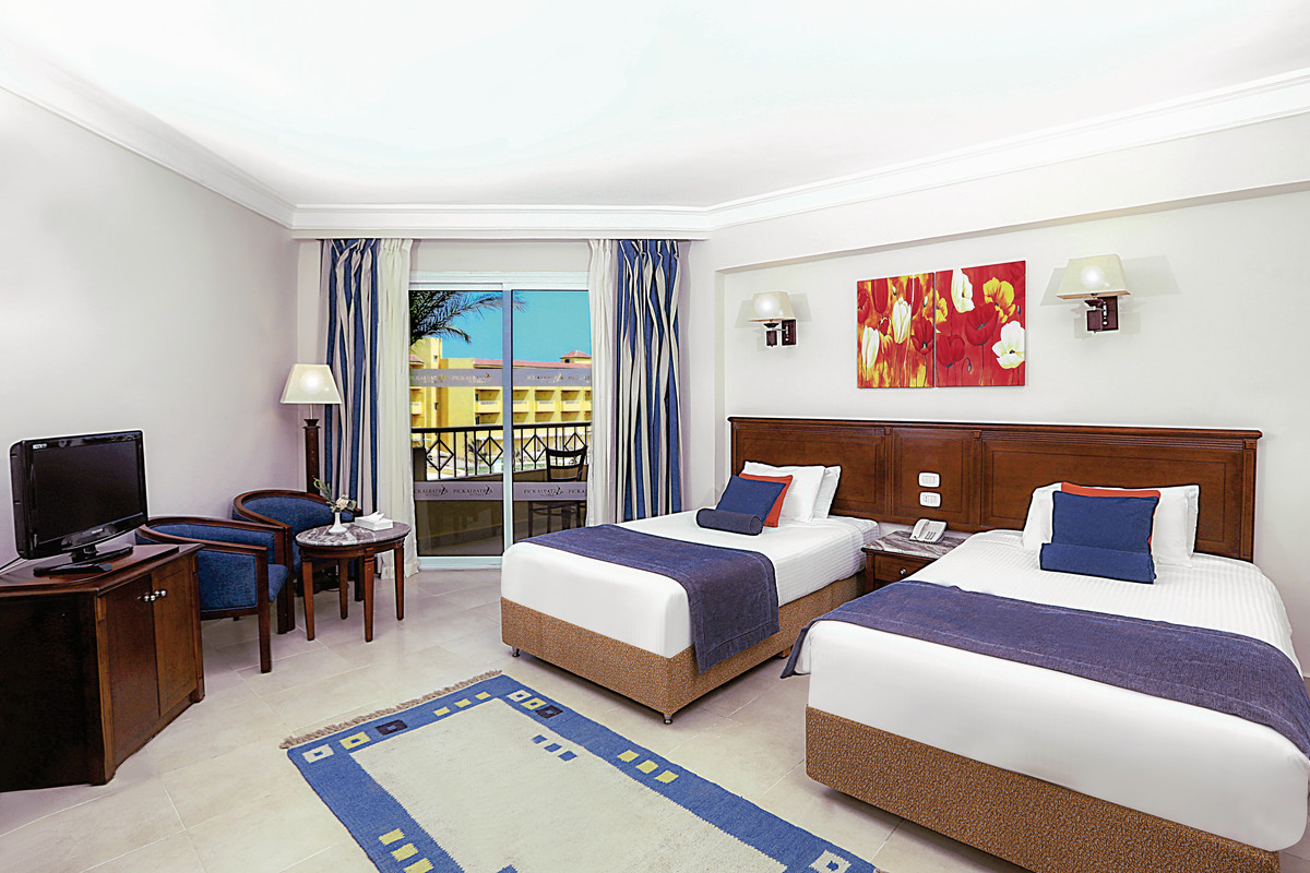 Hotel Amwaj Blue Beach Resort En Spa Abu Soma 3
