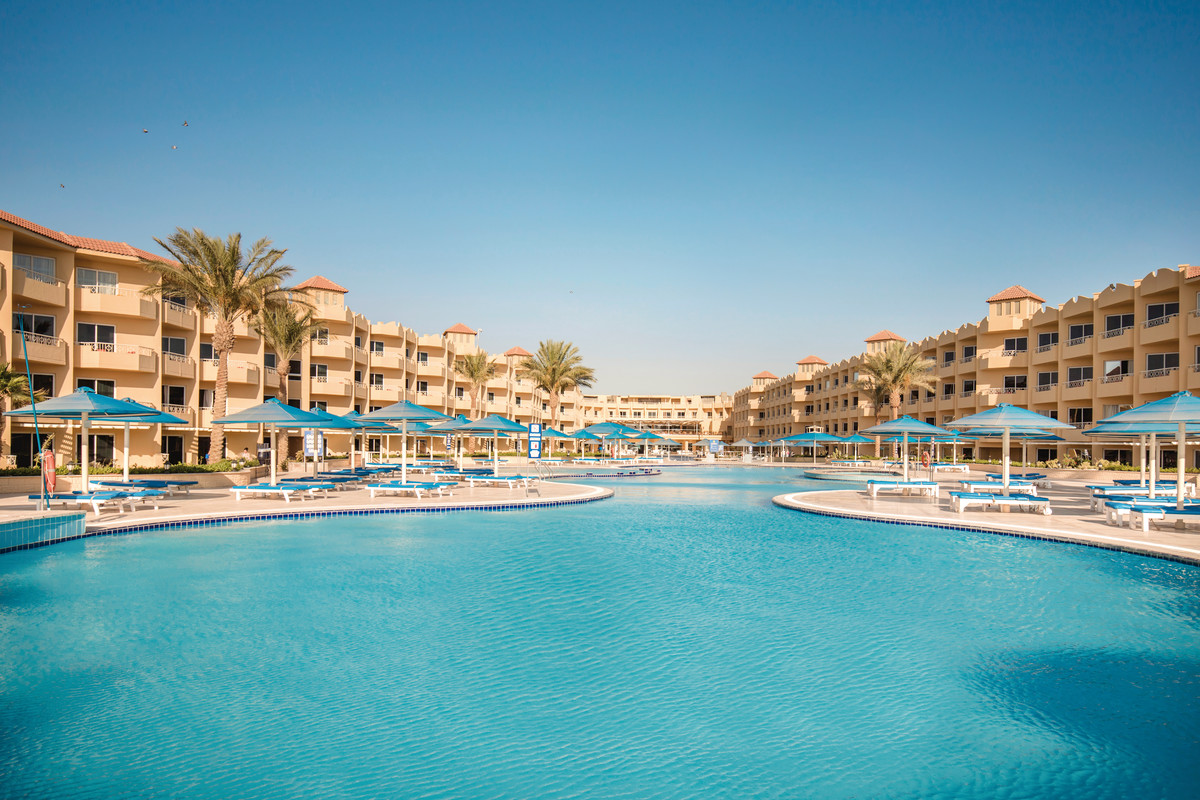 Hotel Amwaj Blue Beach Resort En Spa Abu Soma 1