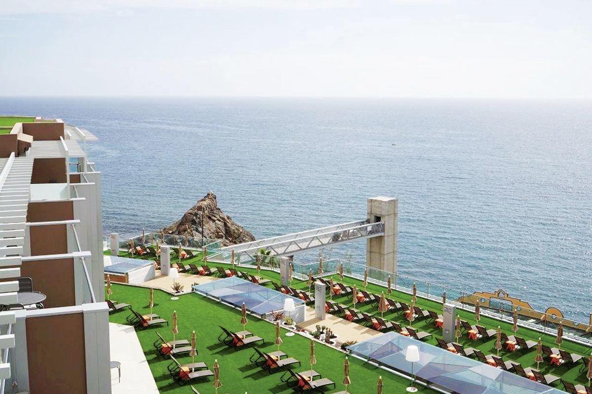 Hotel Riviera Vista 1