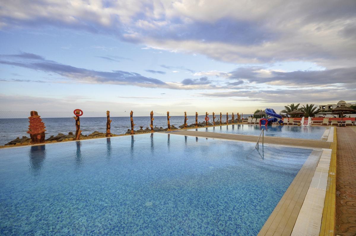 Palmyra Holiday Resort en Spa